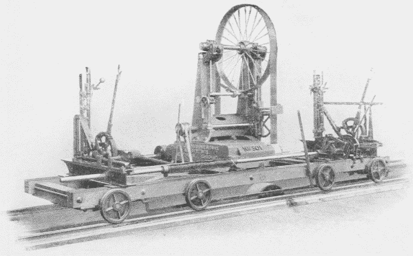 Fig. 34. Band-Saw.