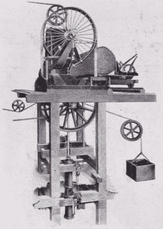 Fig. 35. Double-Carrying Telescopic Band-Mill.