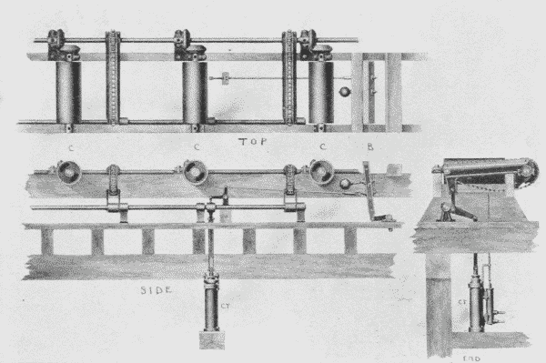 Fig. 44. Automatic Steam Transfer for Timber, Lumber and Slabs.
