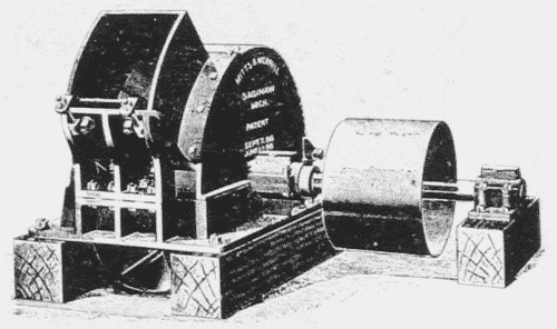 Fig. 53. Edging grinder or Hog.
