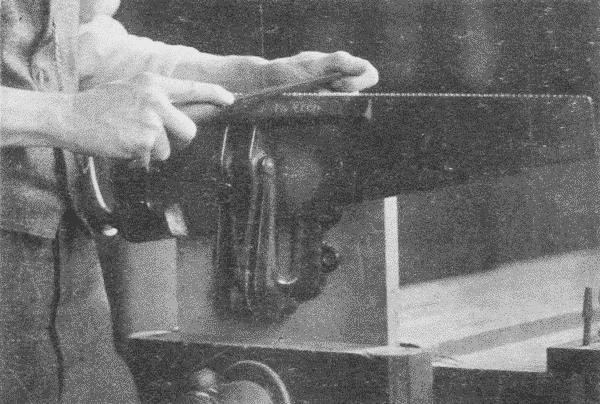 Fig. 96. Saw-Vise.