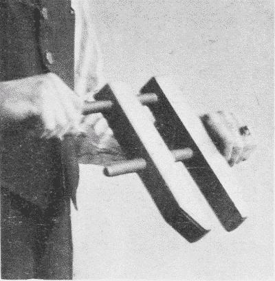 Fig. 174. Adjusting Handscrew.