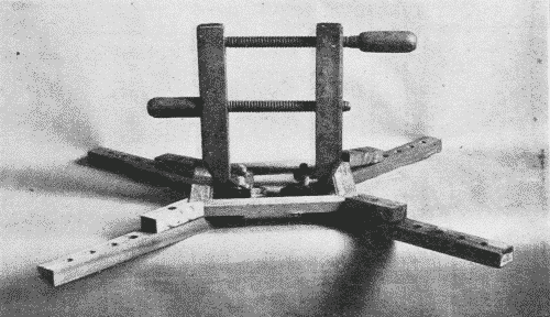 Fig. 254. Picture-Frame-Clamp.