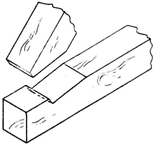 Fig. 268-64 Oblique thrust