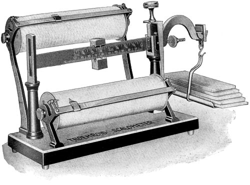 The Troemroid Scalometer