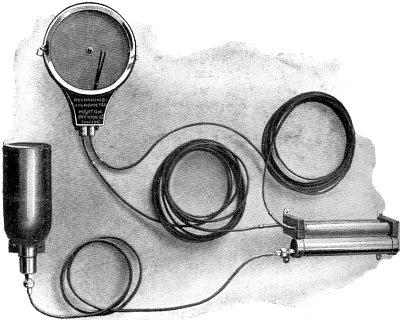 The Recording Hygrometer