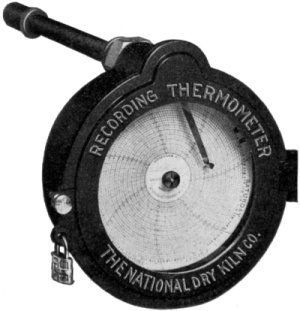 The Recording Thermometer