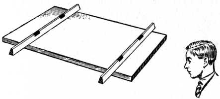 Fig. 9.—Testing Surface with Winding Laths.
