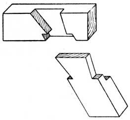 Fig. 53.—Exercise     Dovetail Joint.
