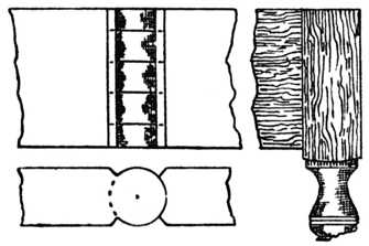 Fig. 246.—The Knuckle Joint Hinge.
