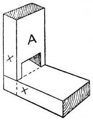Timber Frame Tools 187 Dovetail Joints