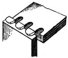 Fig. 314.—Position when     Machined.