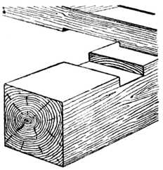 Fig. 350.—Notched Joint.