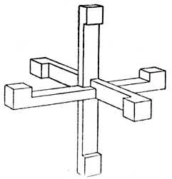 Fig. 375.—The Three Central     Bars in Position.