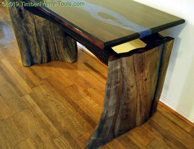 River table desktop