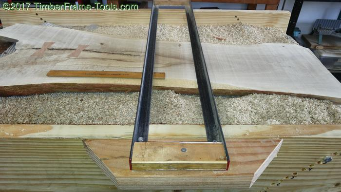 Router sled rails