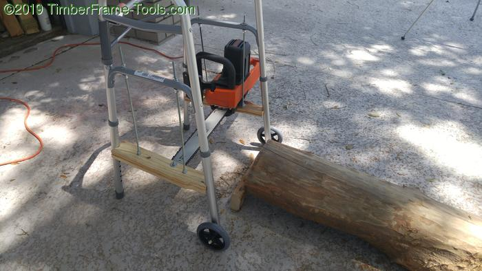 Florida Chainsaw Mill