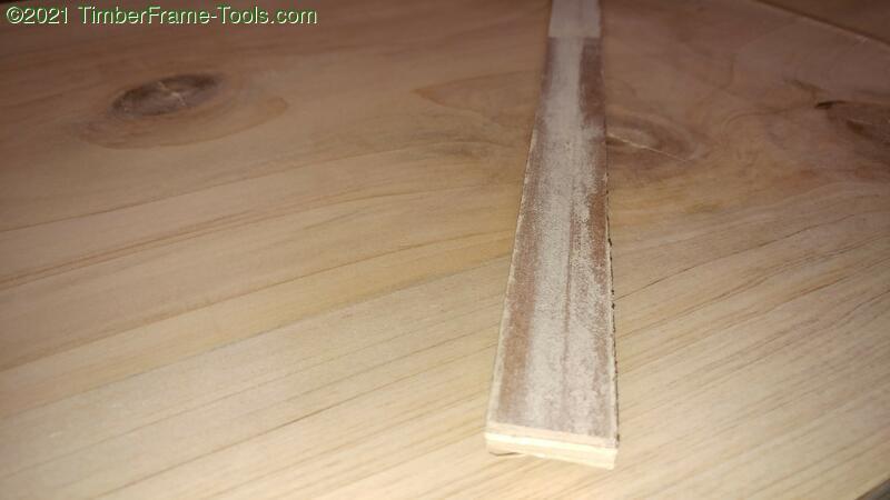 sandpaper on a stick
