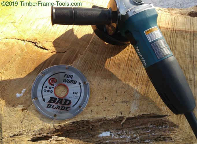 KwikTool's Bad Blade for Wood.