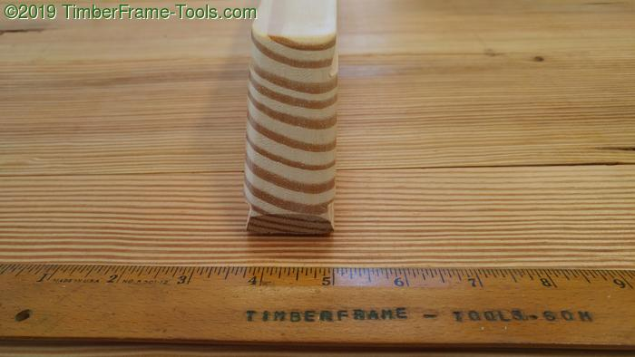 table top batten