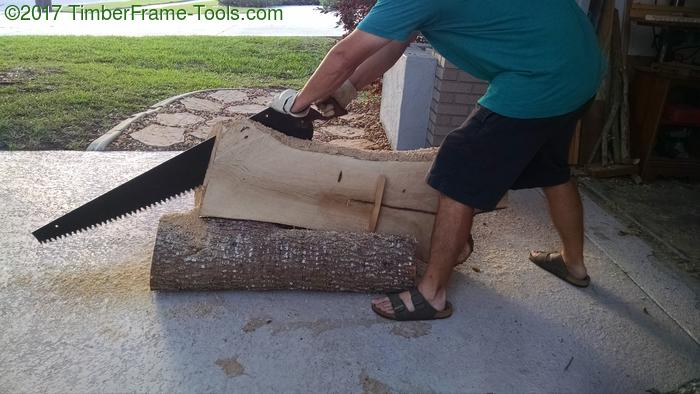 use the full length of the saw blade