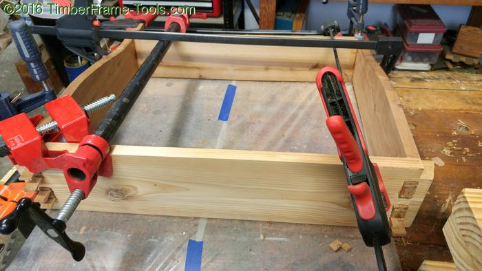 adirondack chair glue-up
