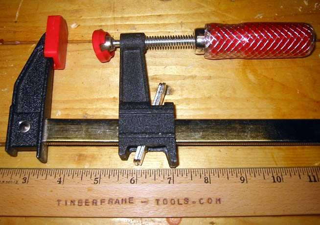 clamp handle grip