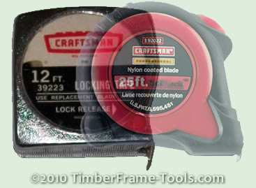 craftsman tape measure