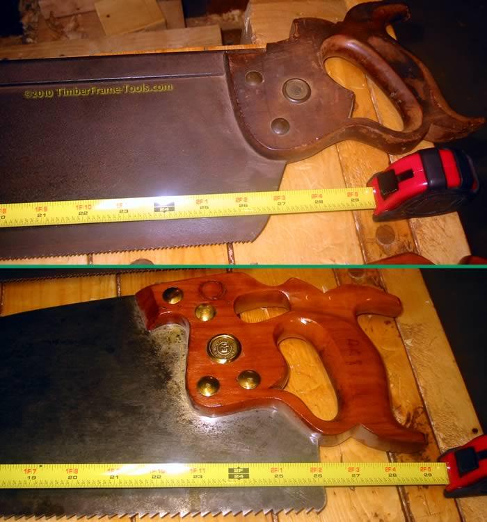 older disston saws