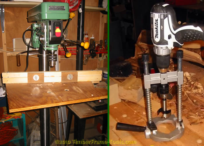 drill presses for drilling straight