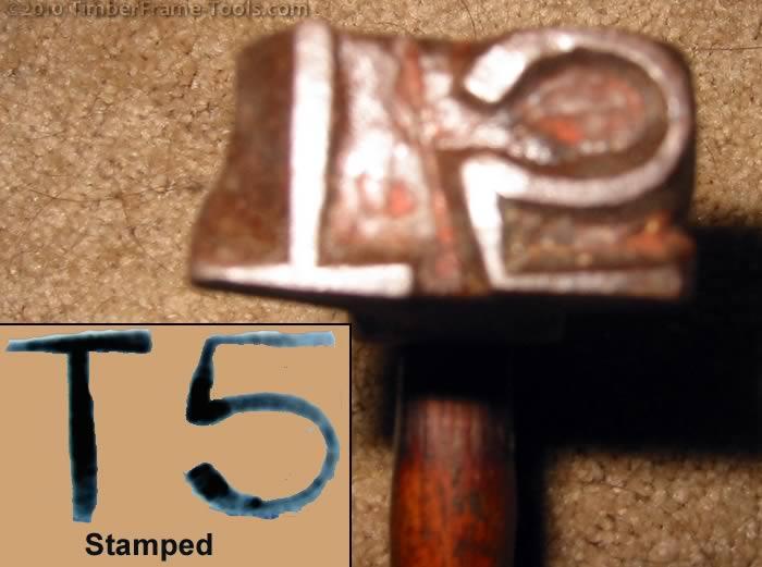 The Mark of the marking hatchet