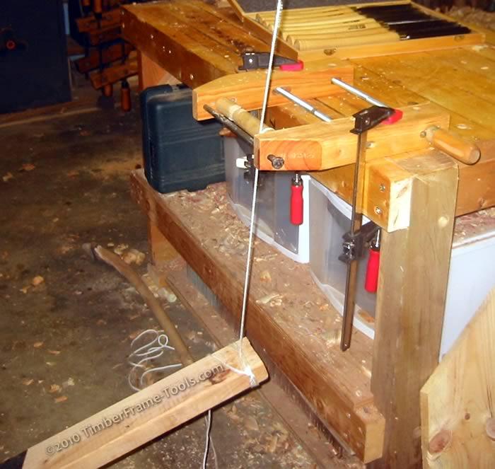 mini bungee lathe