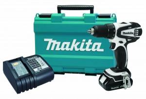 1/2″ 18V Lithium Drill – Makita BDF452HW